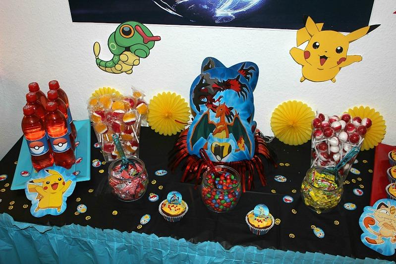 Pokemon Mottoparty - wir feiern den 13. Geburtstag vom Mittleren 28