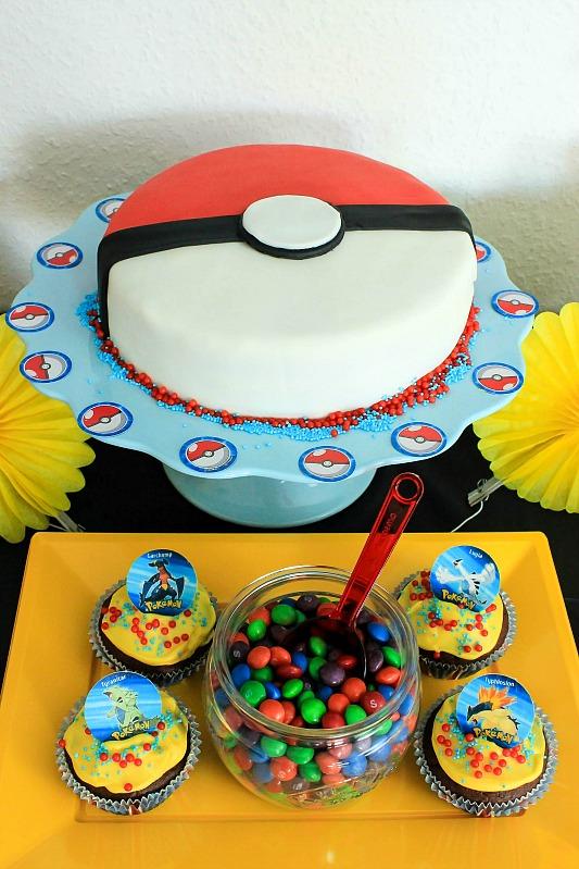 Pokemon Mottoparty - wir feiern den 13. Geburtstag vom Mittleren 27