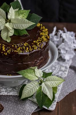 Walnuss-Birnen Torte mit Marzipanmousse 35
