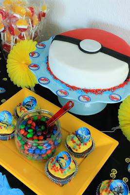 Pokemon Mottoparty - wir feiern den 13. Geburtstag vom Mittleren 13
