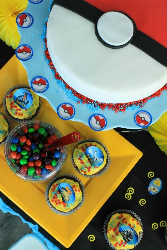 Pokemon Mottoparty - wir feiern den 13. Geburtstag vom Mittleren 29