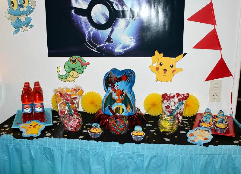 Pokemon Mottoparty - wir feiern den 13. Geburtstag vom Mittleren 31