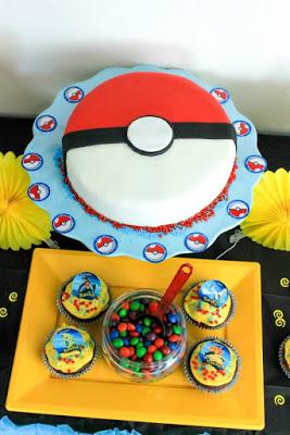 Pokemon Mottoparty - wir feiern den 13. Geburtstag vom Mittleren 10