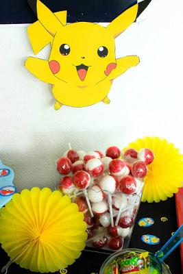 Pokemon Mottoparty - wir feiern den 13. Geburtstag vom Mittleren 16