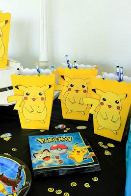 Pokemon Mottoparty - wir feiern den 13. Geburtstag vom Mittleren 22