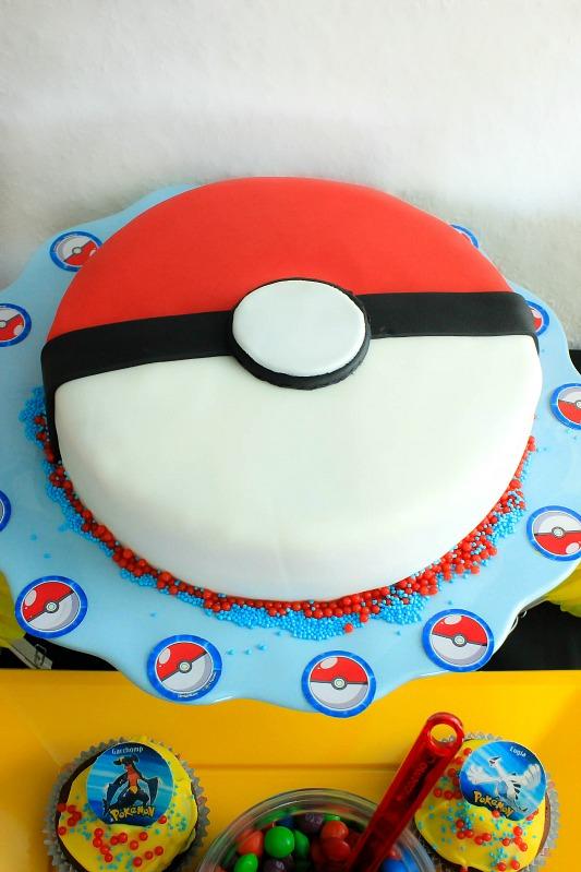 Pokemon Mottoparty - wir feiern den 13. Geburtstag vom Mittleren 11
