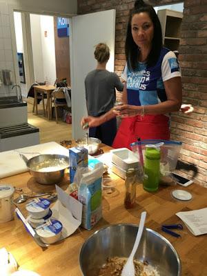 Bloggertreffen im Kölln Haferland , Tea-Tasting im Meßmer Momentum und das Rezept für die besten Earl Grey Muffins 76