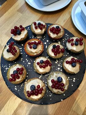 Bloggertreffen im Kölln Haferland , Tea-Tasting im Meßmer Momentum und das Rezept für die besten Earl Grey Muffins 89