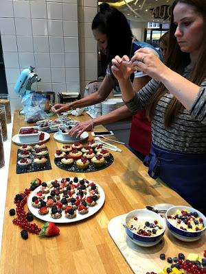 Bloggertreffen im Kölln Haferland , Tea-Tasting im Meßmer Momentum und das Rezept für die besten Earl Grey Muffins 79