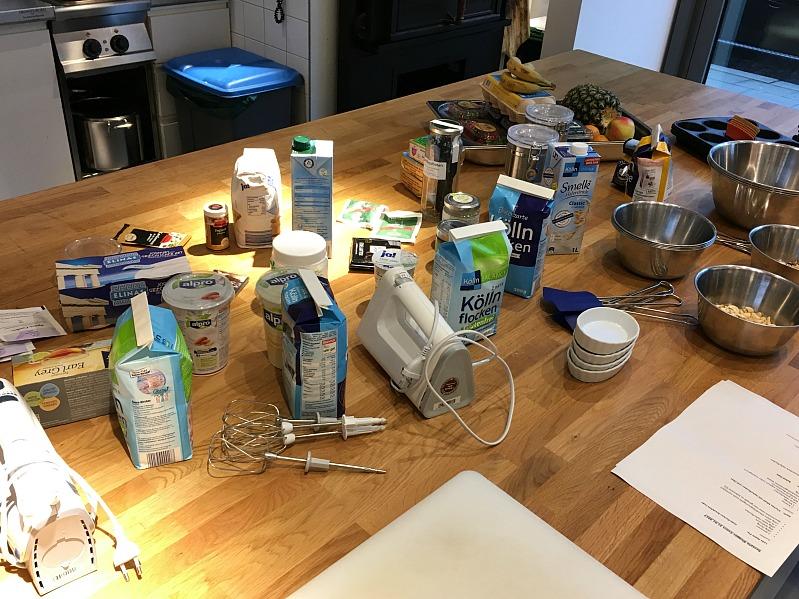Bloggertreffen im Kölln Haferland , Tea-Tasting im Meßmer Momentum und das Rezept für die besten Earl Grey Muffins 74