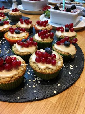 Bloggertreffen im Kölln Haferland , Tea-Tasting im Meßmer Momentum und das Rezept für die besten Earl Grey Muffins 81