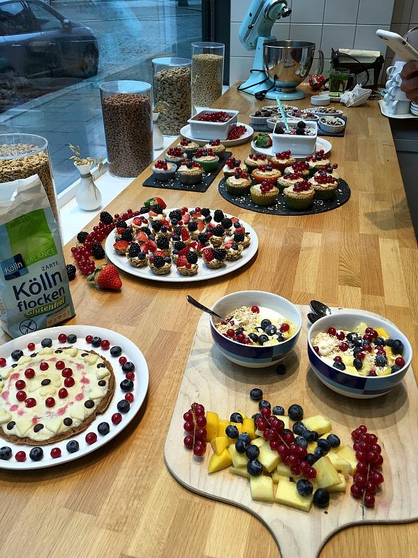 Bloggertreffen im Kölln Haferland , Tea-Tasting im Meßmer Momentum und das Rezept für die besten Earl Grey Muffins 80