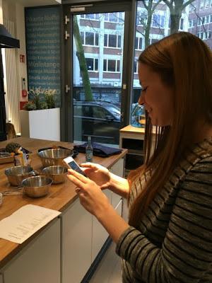 Bloggertreffen im Kölln Haferland , Tea-Tasting im Meßmer Momentum und das Rezept für die besten Earl Grey Muffins 75