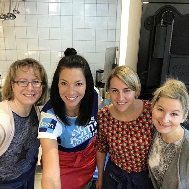 Bloggertreffen im Kölln Haferland , Tea-Tasting im Meßmer Momentum und das Rezept für die besten Earl Grey Muffins 73