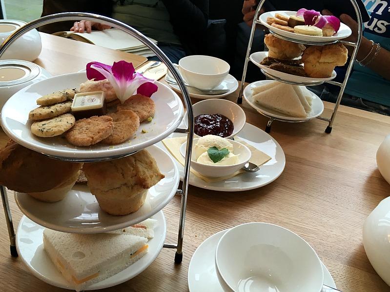 Bloggertreffen im Kölln Haferland , Tea-Tasting im Meßmer Momentum und das Rezept für die besten Earl Grey Muffins 93