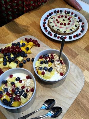 Bloggertreffen im Kölln Haferland , Tea-Tasting im Meßmer Momentum und das Rezept für die besten Earl Grey Muffins 83
