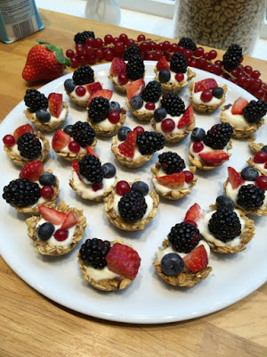 Bloggertreffen im Kölln Haferland , Tea-Tasting im Meßmer Momentum und das Rezept für die besten Earl Grey Muffins 84