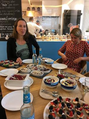 Bloggertreffen im Kölln Haferland , Tea-Tasting im Meßmer Momentum und das Rezept für die besten Earl Grey Muffins 87