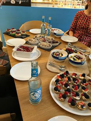 Bloggertreffen im Kölln Haferland , Tea-Tasting im Meßmer Momentum und das Rezept für die besten Earl Grey Muffins 86
