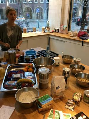Bloggertreffen im Kölln Haferland , Tea-Tasting im Meßmer Momentum und das Rezept für die besten Earl Grey Muffins 78