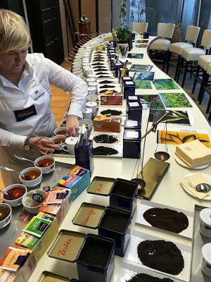 Bloggertreffen im Kölln Haferland , Tea-Tasting im Meßmer Momentum und das Rezept für die besten Earl Grey Muffins 99