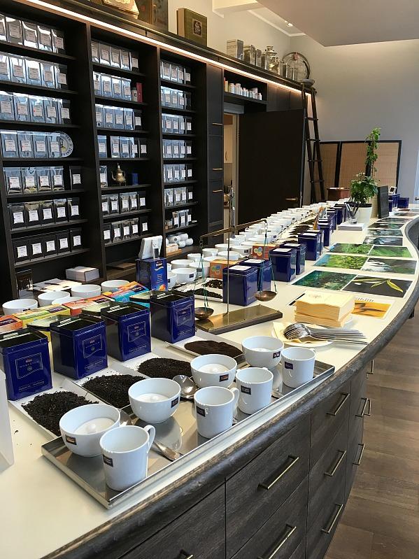 Bloggertreffen im Kölln Haferland , Tea-Tasting im Meßmer Momentum und das Rezept für die besten Earl Grey Muffins 97