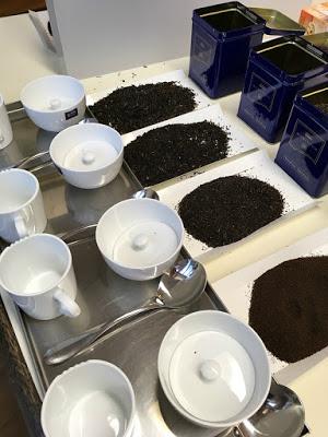 Bloggertreffen im Kölln Haferland , Tea-Tasting im Meßmer Momentum und das Rezept für die besten Earl Grey Muffins 98