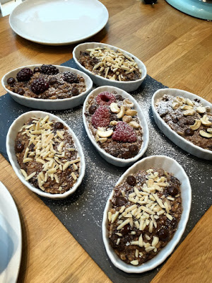 Bloggertreffen im Kölln Haferland , Tea-Tasting im Meßmer Momentum und das Rezept für die besten Earl Grey Muffins 91