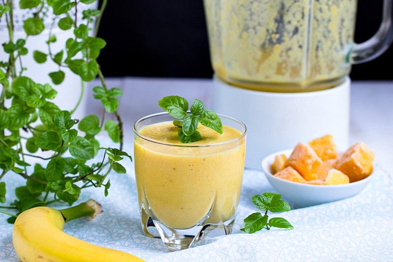 Warum Kurkuma mein Lieblingsgewürz ist und das Rezept für einen tropischen Kurkuma Smoothie 2