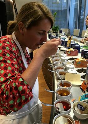 Bloggertreffen im Kölln Haferland , Tea-Tasting im Meßmer Momentum und das Rezept für die besten Earl Grey Muffins 104