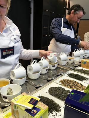 Bloggertreffen im Kölln Haferland , Tea-Tasting im Meßmer Momentum und das Rezept für die besten Earl Grey Muffins 102