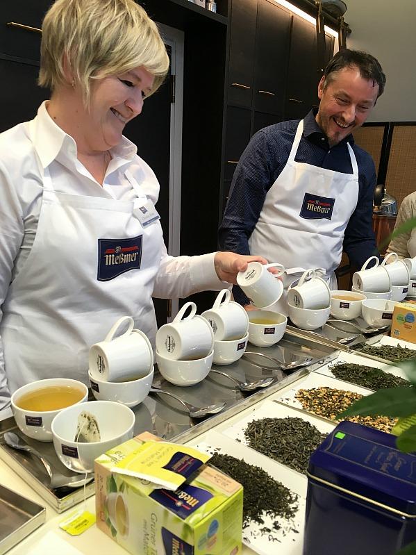 Bloggertreffen im Kölln Haferland , Tea-Tasting im Meßmer Momentum und das Rezept für die besten Earl Grey Muffins 103