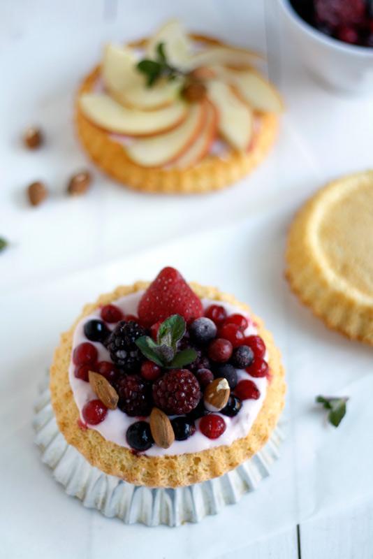 Biskuit-Törtchen mit Joghurt und Früchten (Gastbeitrag) 14