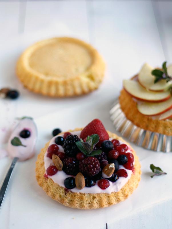 Biskuit-Törtchen mit Joghurt und Früchten (Gastbeitrag) 17