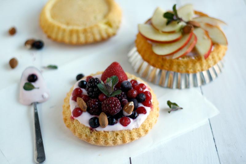 Biskuit-Törtchen mit Joghurt und Früchten (Gastbeitrag) 13
