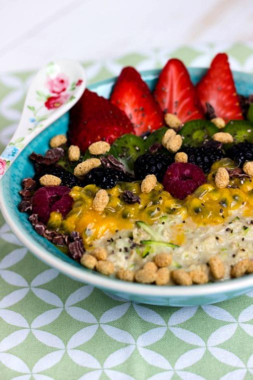 Zoats - Das gesunde Frühstück mit Haferflocken und Zucchini 5