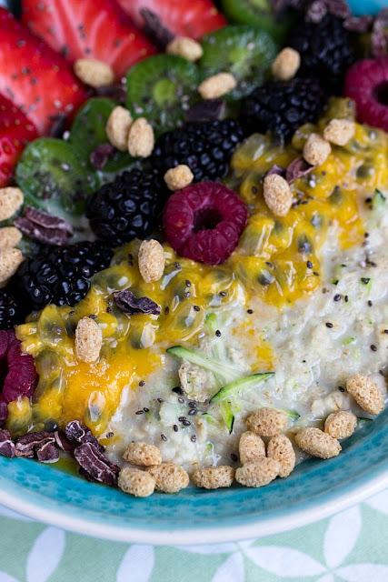 Zoats - Das gesunde Frühstück mit Haferflocken und Zucchini 3