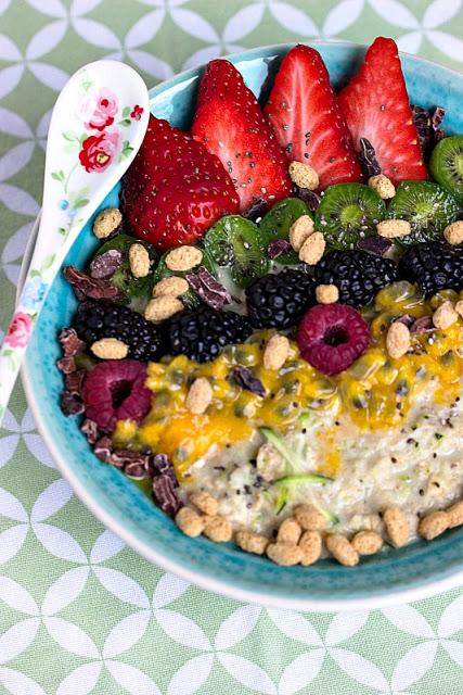 Zoats - Das gesunde Frühstück mit Haferflocken und Zucchini 7