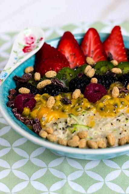 Zoats - Das gesunde Frühstück mit Haferflocken und Zucchini 4