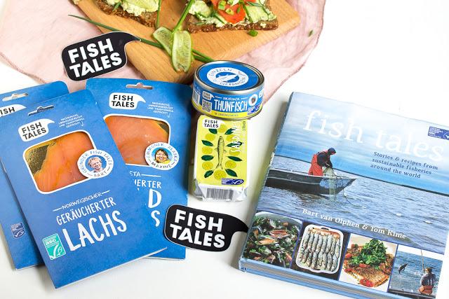 Lachs-Avocado Brote - Rückblick auf einen Lachsreichen Abend mit Bart`s Fish Tales 13