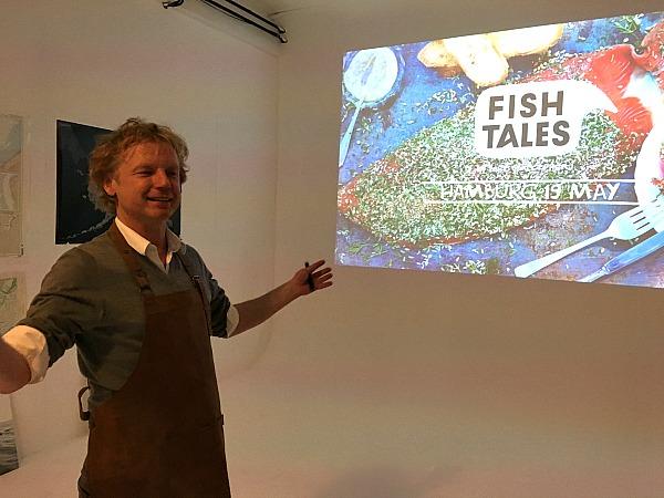 Lachs-Avocado Brote - Rückblick auf einen Lachsreichen Abend mit Bart`s Fish Tales 8