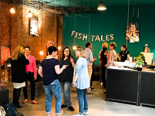 Lachs-Avocado Brote - Rückblick auf einen Lachsreichen Abend mit Bart`s Fish Tales 1