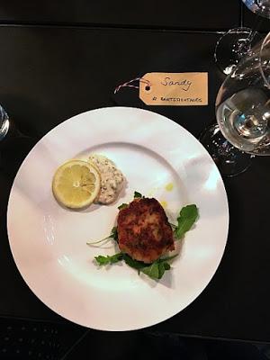 Lachs-Avocado Brote - Rückblick auf einen Lachsreichen Abend mit Bart`s Fish Tales 6