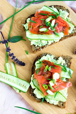 Lachs-Avocado Brote - Rückblick auf einen Lachsreichen Abend mit Bart`s Fish Tales 17