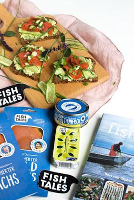 Lachs-Avocado Brote - Rückblick auf einen Lachsreichen Abend mit Bart`s Fish Tales 14