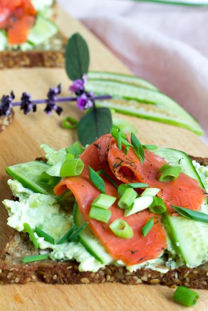 Lachs-Avocado Brote - Rückblick auf einen Lachsreichen Abend mit Bart`s Fish Tales 19