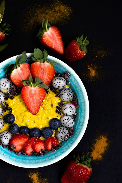 """Zoats mit Kurkuma - das gesunde Oatmeal für """"Mein Frühstücksglück"""" 9"""