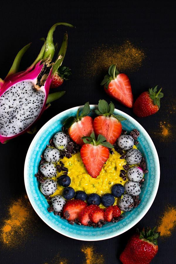 """Zoats mit Kurkuma - das gesunde Oatmeal für """"Mein Frühstücksglück"""" 1"""