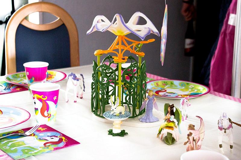 Ideen für eine tolle Einhorn / Regenbogen Party 39