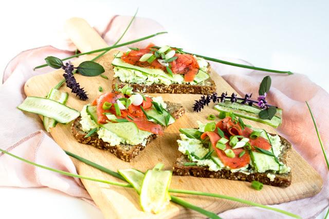 Lachs-Avocado Brote - Rückblick auf einen Lachsreichen Abend mit Bart`s Fish Tales 16